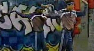 Vin Diesel: Electric Boogaloo Break Dance