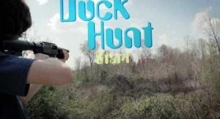 Real Life Nintendo Duck Hunt