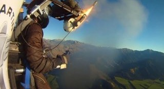 Jetpack Flight At 5000 Feet