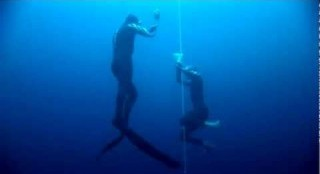 World Record Freedive: 101m