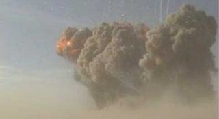 100 Tons Of Explosives