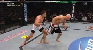 MMA Knockouts in Slow Motion